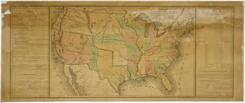 Image Of United States Map 1848 Map Of Western Territories Us House Of Representatives