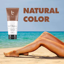 a natural self tanner that u0027s completely effective you found it