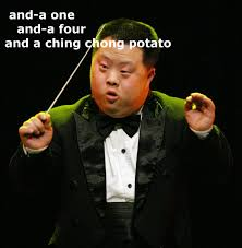 Meme Potato - and a one and a four and a ching chong potato weknowmemes