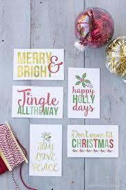 free printable christmas gift tags yellow bliss road