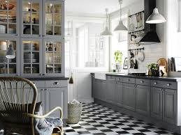 White And Grey Kitchen Cabinets by Grey Kitchen Cabinets Ikea Kitchen U0026 Bath Ideas Latest Grey