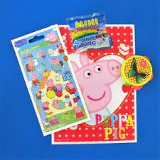 peppa pig party box party parcels