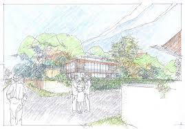 Wohnzimmer Nordseite Bkls Projekt Einfamilienhaus In Holzbauweise