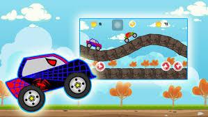 hero truck spider racing app store