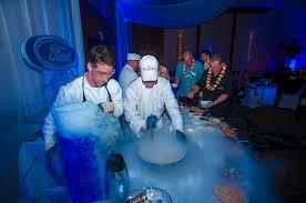 liquid nitrogen sundae bar after hours four seasons hualalai