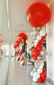 balloon column google search graduation balloon ideas