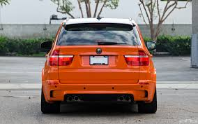 Bmw X5 Colors - fire orange bmw x5 m