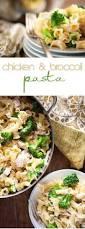 chicken broccoli pasta a quick stovetop casserole