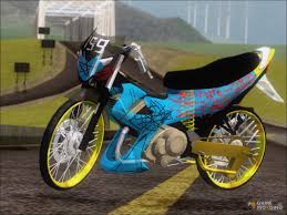 download game gta mod drag indonesia police bike for gta san andreas