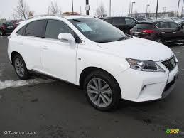 lexus rx 350 white black interior 2014 ultra white lexus rx 350 f sport awd 99138128 gtcarlot com