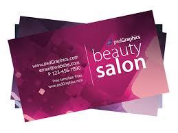 beauty salon business card template psd u2013 over millions vectors