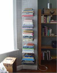 how to make your own invisible bookshelf apartment therapy