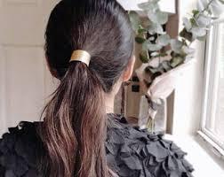 hair cuff ponytail cuff etsy