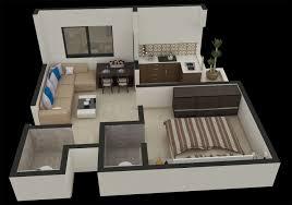artyug design studio pvt ltd india 3d floorplan render