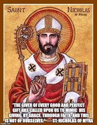 St Nicholas Meme - meme of the day 6 december the commemoration of st nicholas of