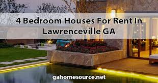 four bedroom houses for rent 4 bedroom houses for rent in lawrenceville ga jpg