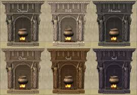 two tsm fireplaces as functional cooking stoves nixed sims