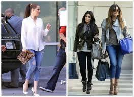 khloe kardashian street style getstyled net
