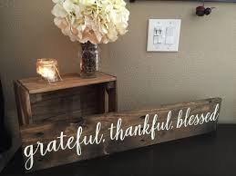 25 unique blessed thankful grateful ideas on pinterest wooden