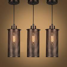 Vintage Bedroom Lighting Aliexpress Buy Vintage Pendant Lights Iron Loft Ls Nordic