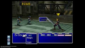 pc port of final fantasy vii on ps4 includes cheats that won u0027t