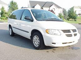 2002 dodge caravan information and photos zombiedrive