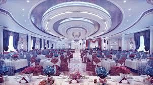 interior of banquet hall by ideaday on deviantart