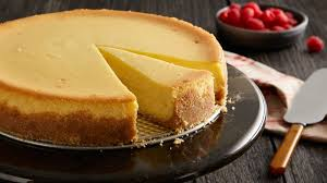 Lemon Cheesecake Decoration Lemon Curd Cheesecake Recipe Bettycrocker Com