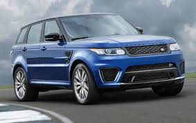 land rover 2015 2015 land rover range rover sport svr review we drive the fastest
