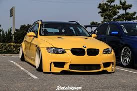 Bmw M3 Yellow Green - bmw m3 e91 touring stance bmw 3 series pinterest bmw m3 bmw