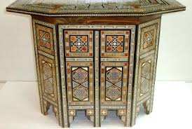hand crafted moroccan furniture dubai