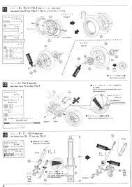 kyosho suzuki rgv500 hor manual scans