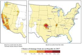 Midwest United States Map by M U003d4 2 Earthquake In Oklahoma Widely Felt Throughout Midwest