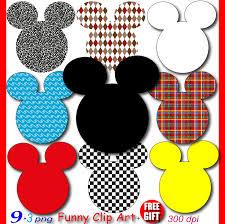 Mickey Mouse Flag Mickey Mouse Flag Clip Art 73