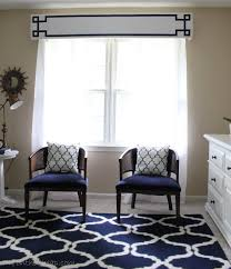 image of cornice board window treatments bedding ikea showroom