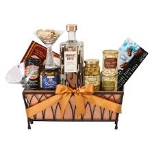 martini gift basket mel martini anyone gift baskets los angeles