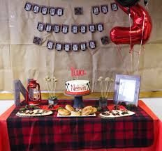 lumberjack themed 2nd birthday party u2022 the wise baby