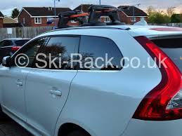 lexus ct200h roof rack lexus rx ski rack no roof bars required fits in seconds