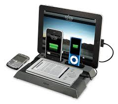 amazon com ihome ib969g charging station for ipad ipod iphone