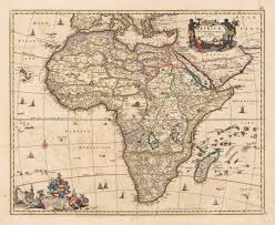 africa map high resolution 1677 africae accurata tabula ex officina hjbmaps harlan j