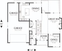 prairie style house plan 4 beds 3 5 baths 3651 sq ft plan 48