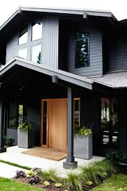 Modern Exterior Doors by Best 10 Black Exterior Doors Ideas On Pinterest Side Door