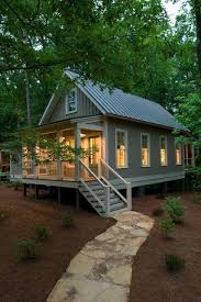houses with porches a 1 091 sq ft tiny house with two porches a stunning interior and