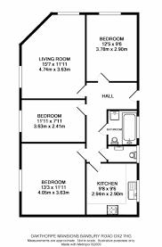 3 bedroom flat house plan shoise com
