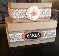 unique wedding card box diy country wedding card box wedding pinterest country