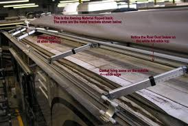 Awnings For Rv Slide Outs How To Remove Awning To Access Slide Out Gasket Irv2 Forums
