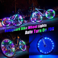 Light Mtb Picture More Detailed Picture About Car Led Amazon Com Led Bike Wheel Light Waterproof Daway A02 Bicycle