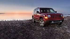 maroon jeep 2017 the 2016 jeep patriot