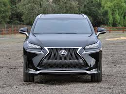 lexus nx 2015 vs nx 2016 awd suv lease carlease deals