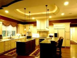 Kitchen Ceiling Lights Ideas Led Light Design Led Kitchen Ceiling Lighting Design Euro